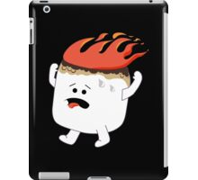 Marshmallow Funny Geek Nerd iPad Case/Skin