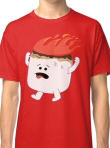 Marshmallow Funny Geek Nerd Classic T-Shirt