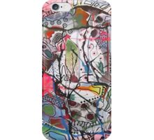 Abstract Explorations 9 iPhone Case/Skin