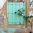 Shuttered Window by Francis Drake