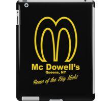 Mc Dowells Funny Geek Nerd iPad Case/Skin