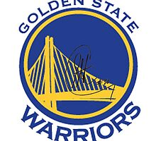 Golden State Steph Curry Signature by purplehayes