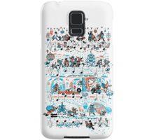 Jingle Bells Samsung Galaxy Case/Skin