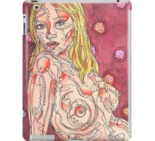 Nude With Circles iPad Case/Skin