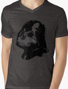 Vader Skull Mens V-Neck T-Shirt