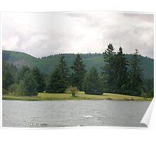 Beautiful Oregon Landscape Poster