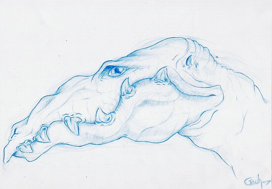 Stalker (Female) by crbuhagiar1