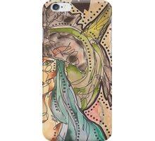 Vivienne Westwood Model iPhone Case/Skin