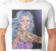Big Tattoo Woman Unisex T-Shirt