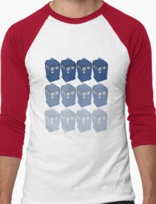 The T.A.R.D.I.S. Men's Baseball ¾ T-Shirt