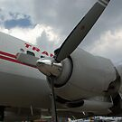 Lockheed L-1049G Super Constellation by TeeMack