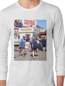 Token Ladies Long Sleeve T-Shirt