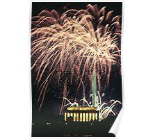 DC Fireworks Poster