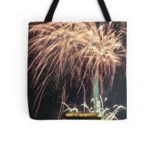 DC Fireworks Tote Bag