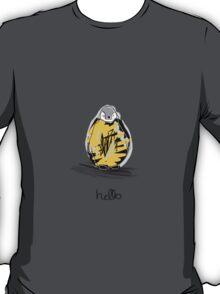 Penguin Illustration T-Shirt