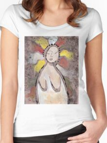Primitive Nude 1 Women's Fitted Scoop T-Shirt