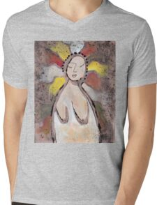 Primitive Nude 1 Mens V-Neck T-Shirt