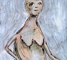 Primitive Nude 2 by gailmiller