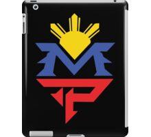 Manny Pacquiao logo iPad Case/Skin