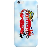 ☂ LONDONYC ☁ iPhone Case/Skin