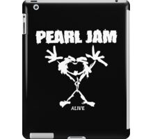 Pearl Jam Alive Funny Geek Nerd iPad Case/Skin