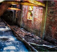 Ghost Town Trail 4 by LocustFurnace