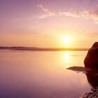 Sunrise Rock by Mark Llewellynn