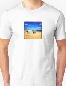 Surfers Austinmer New South Wales Australia T-Shirt