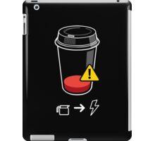 Refill Required Funny Geek Nerd iPad Case/Skin