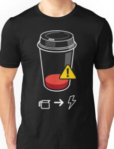 Refill Required Funny Geek Nerd Unisex T-Shirt