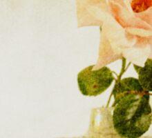 Vintage Rose - JUSTART © Sticker