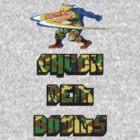 CHUCK DEM BOOMS! by Legendarymutt