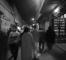 Backstreets of Marrakech by Bad Monkey Photography