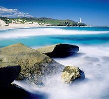 The Lighthouse Rocks by Mark Llewellynn