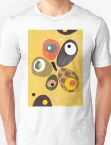 50s 60s style retro colourful design T-Shirt