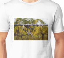 Dried vine tendril Sinclair's Gully vineyard Unisex T-Shirt