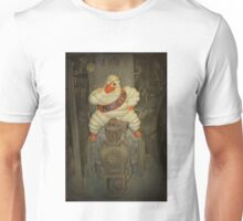 Vintage Michelin Man Unisex T-Shirt