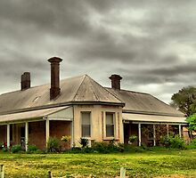 Old Rectory by adbetron