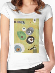 Sandy Cool Women's Fitted Scoop T-Shirt