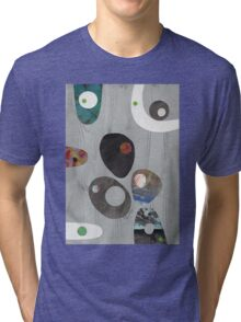 Cool Grey Tri-blend T-Shirt