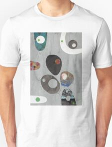 Cool Grey Unisex T-Shirt