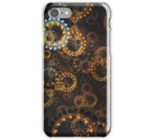 Cogwheel chaos iPhone Case/Skin