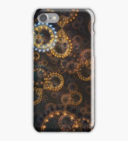 Cogwheel chaos iPhone Case/Skin