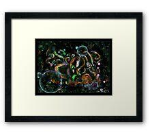 Shoggoth Framed Print