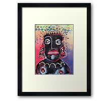 August 13 Number 6 Framed Print