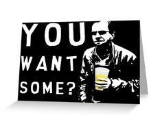 You want some? Wealdstone Raider Greeting Card