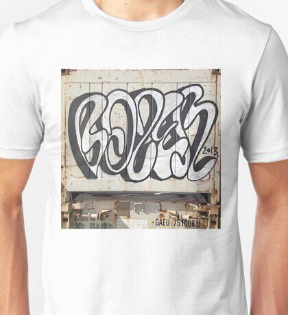 Curvy Tag Unisex T-Shirt