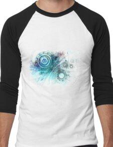 Psychedelic mind Men's Baseball ¾ T-Shirt