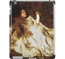 Waking from the dream iPad Case/Skin