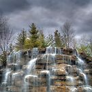 Falling Water by Jigsawman